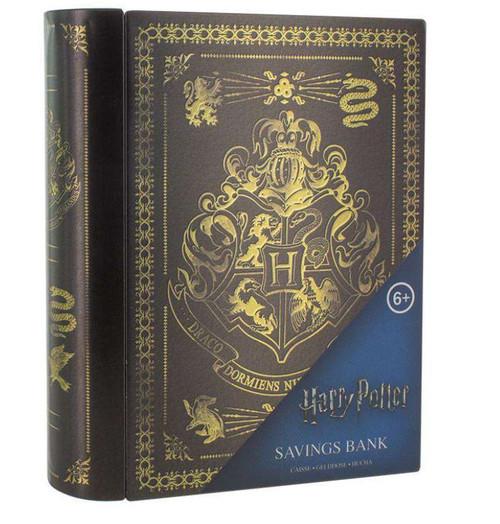 Harry Potter Hogwarts Spell Book Money Box