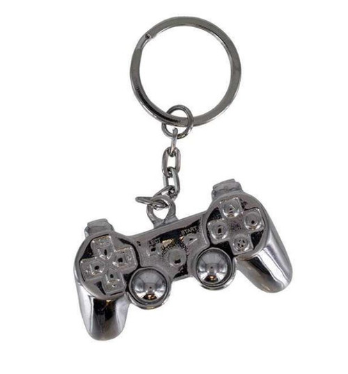 Sony Playstation Controller Metal Key Ring