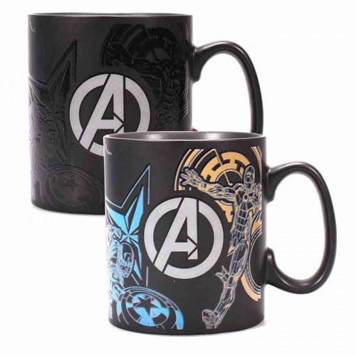 The Avengers Heat Changing Mug