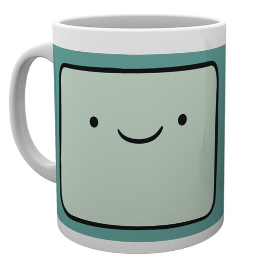Adventure Time BMO Face Mug
