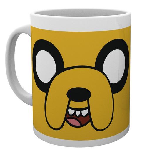Adventure Time Jake Face Mug