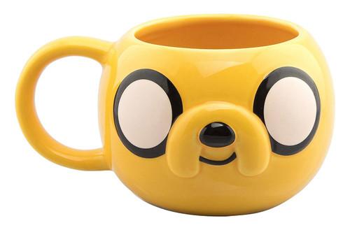 Adventure Time Jake 3D Mug
