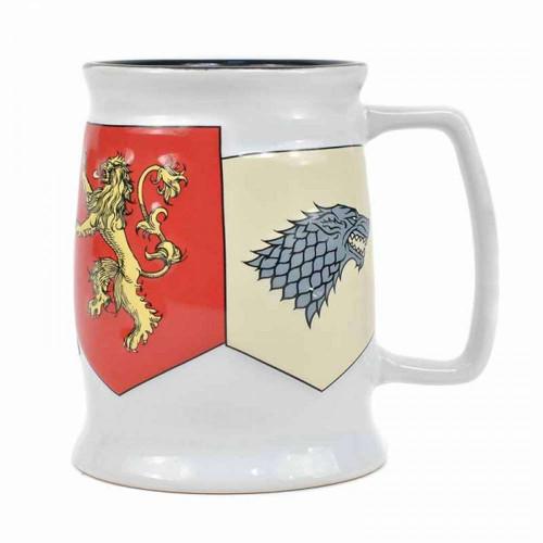 Game Of Thrones Banner Sigils Tankard