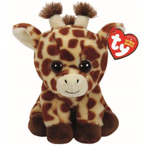 TY Beanie Boos Babies  Peaches Giraffe Soft Toy