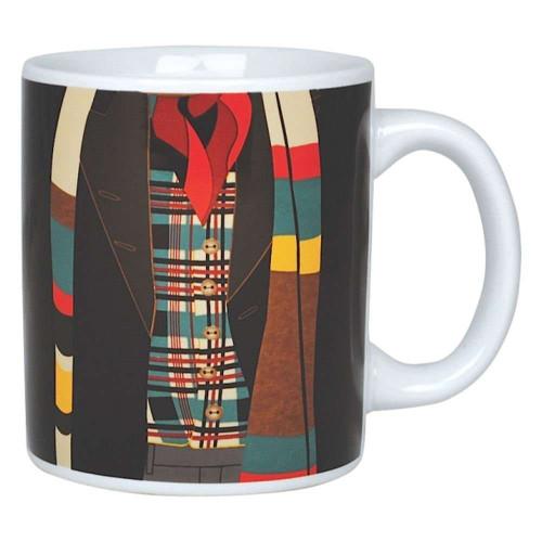 Dr Who The 4th Doctor Mug