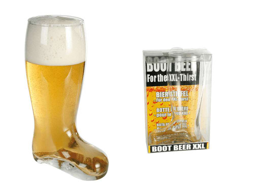Beer Boot Extra Large Glass