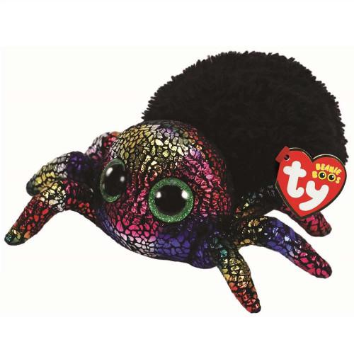 TY Beanie Boos Babies Leggz Spider Soft Toy