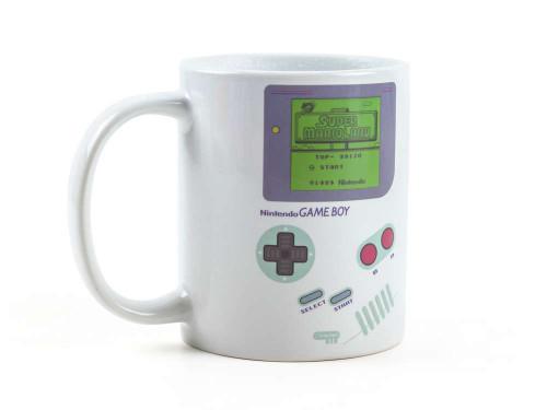 Game Boy Heat Changing Mug