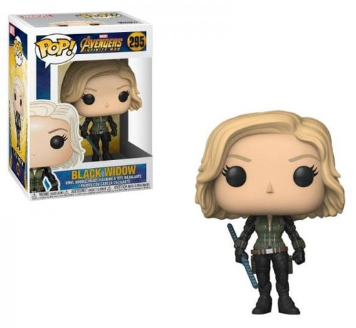 Black Widow Funko POP 295 Figure