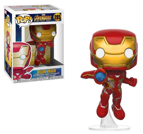 Iron Man Funko POP 285 Figure