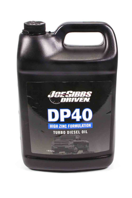 DP40 5w-40 Synthetic Diesel Oil 1 Gallon