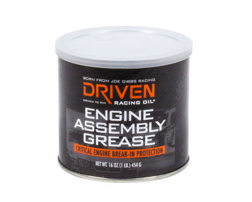 AG Engine Assembly Grease 1 lb. Tub JGP00728 Driven Racing Oil