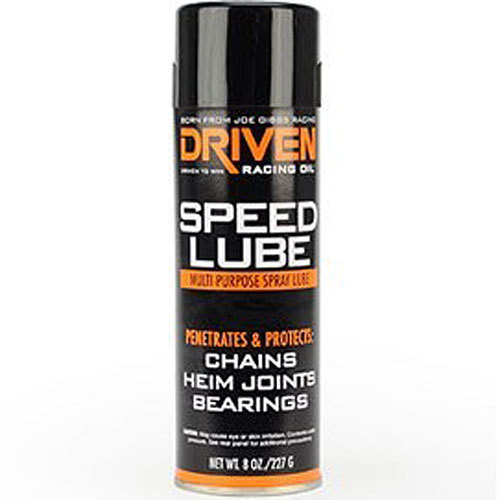 Speed Lube - 8oz cans JGP50090 Driven Racing Oil