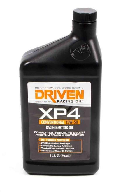 XP4 15w-50 Petroleum Racing Oil JGP00506 Driven Racing Oil