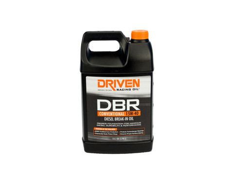 BRD Break In Oil Diesel 15w40 1 Gallon  JGP05308 Driven Racing Oil