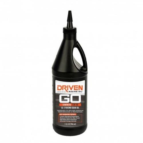 GL-5 Synthetic 75w90 Gear Oil Quart  JGP05530 Driven Racing Oil