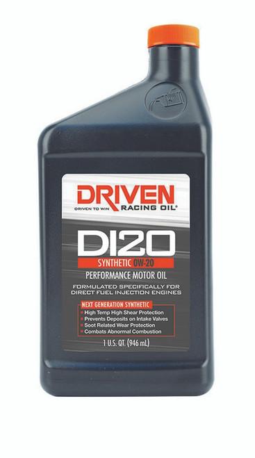 DI20 0W-20 Synthetic Oil JGP18206 Driven Racing Oil