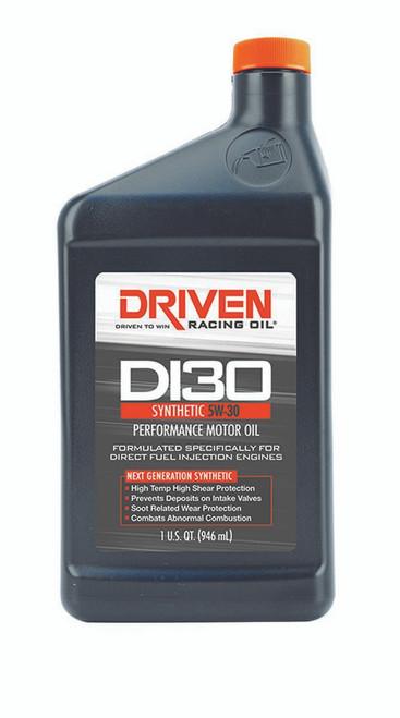DI30 5W-30 Synthetic Oil JGP18306 Driven Racing Oil