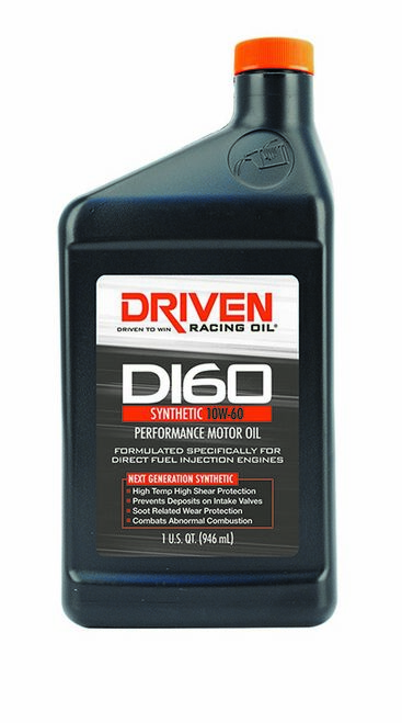 DI60 10W-60 Synthetic Oil JGP18606 Driven Racing Oil