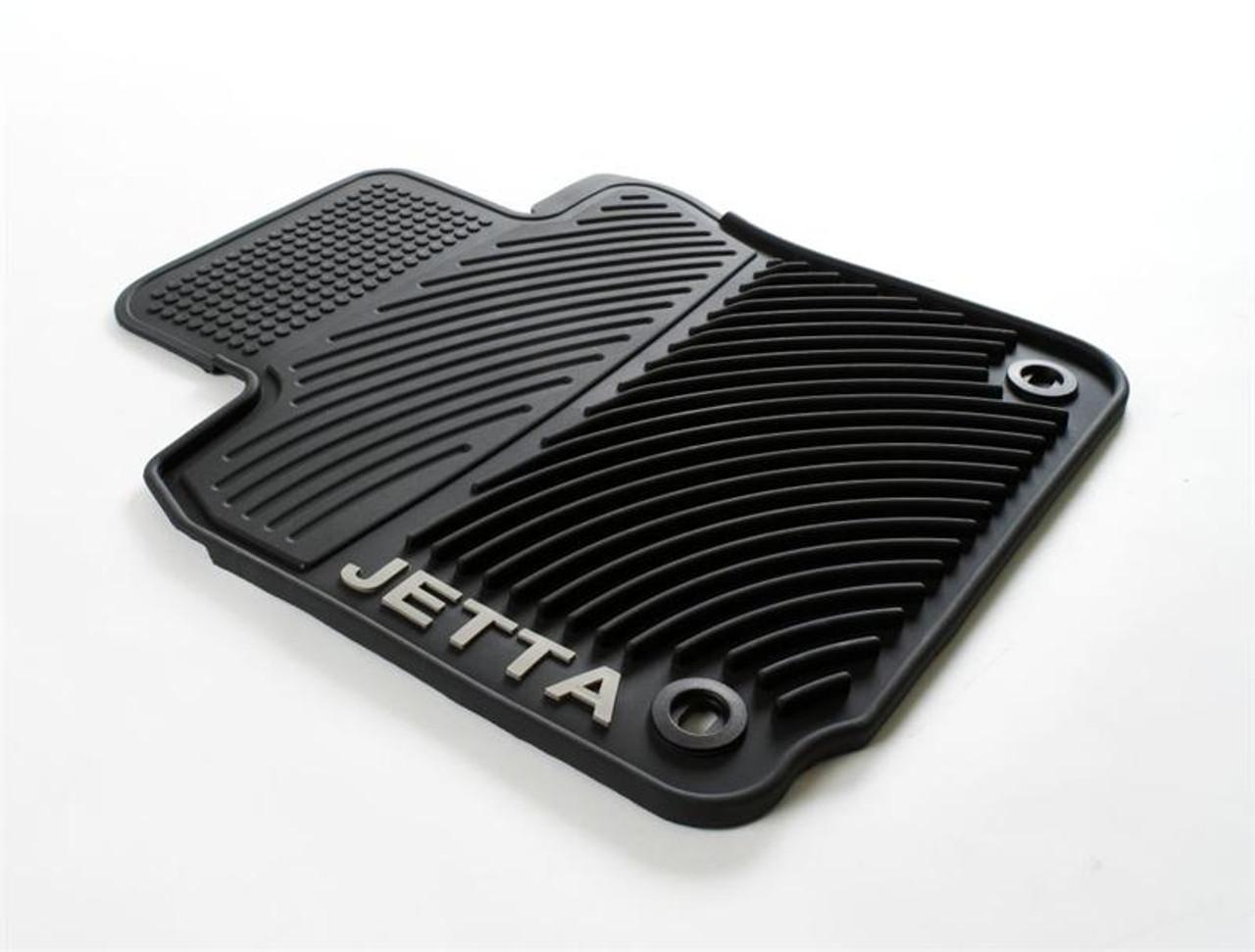 2005.5-2010 VW Jetta Rubber Floor Mats