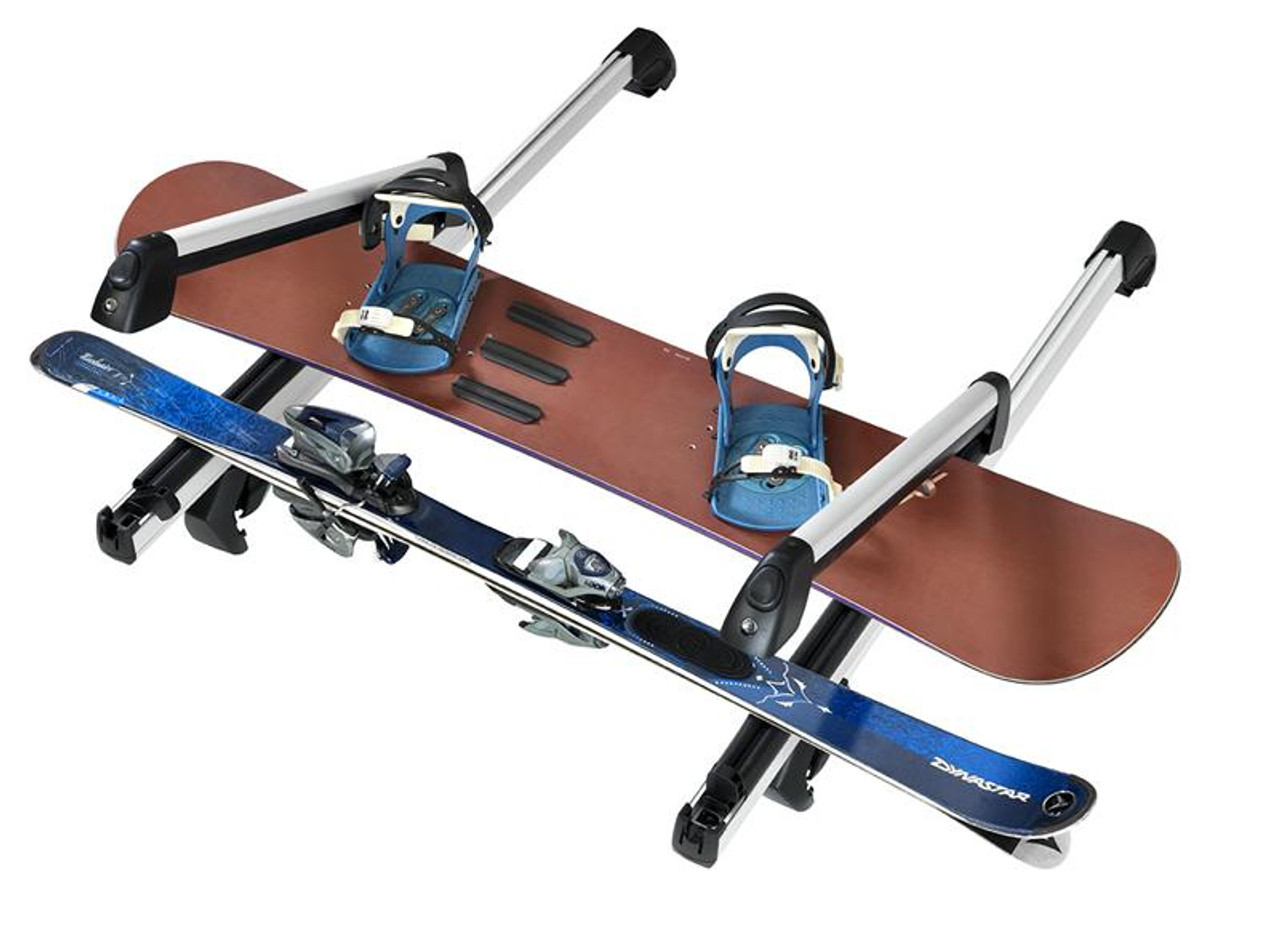 VW Roof Rack Snowboard and Ski Carrier