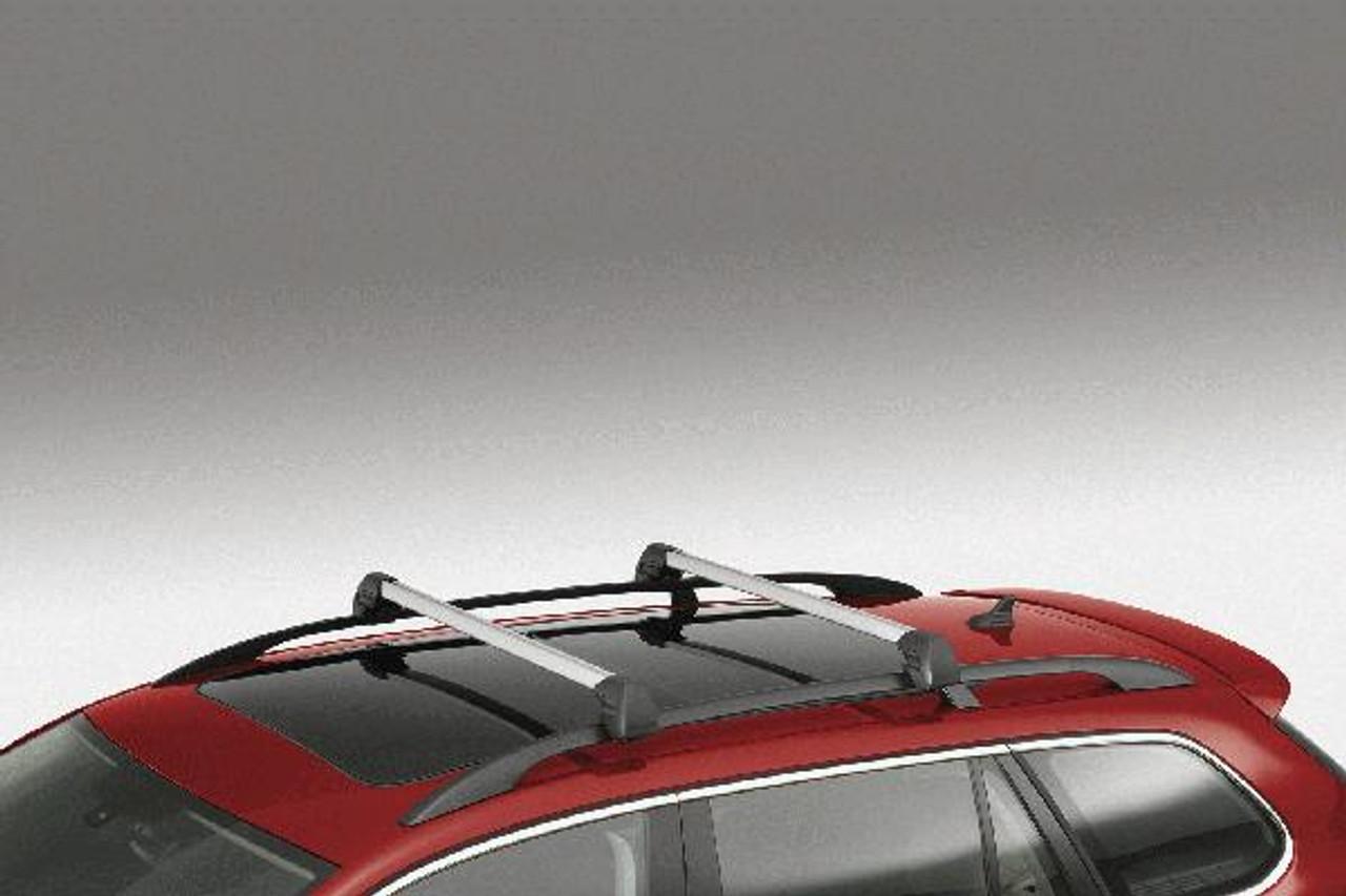 VW Jetta Sportwagen Roof Rack Bars