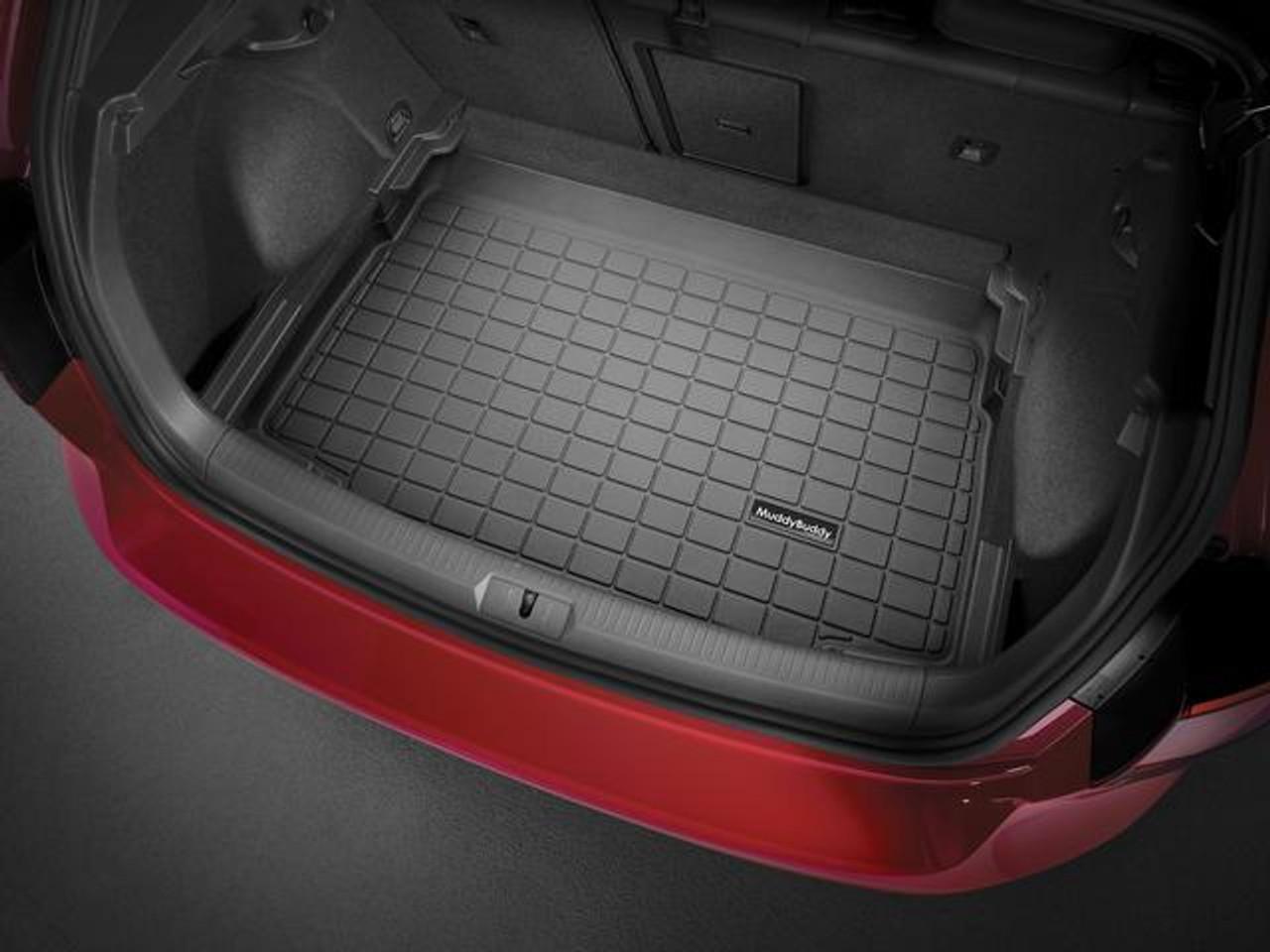 2009-2017 VW Tiguan Rubber Cargo Tray