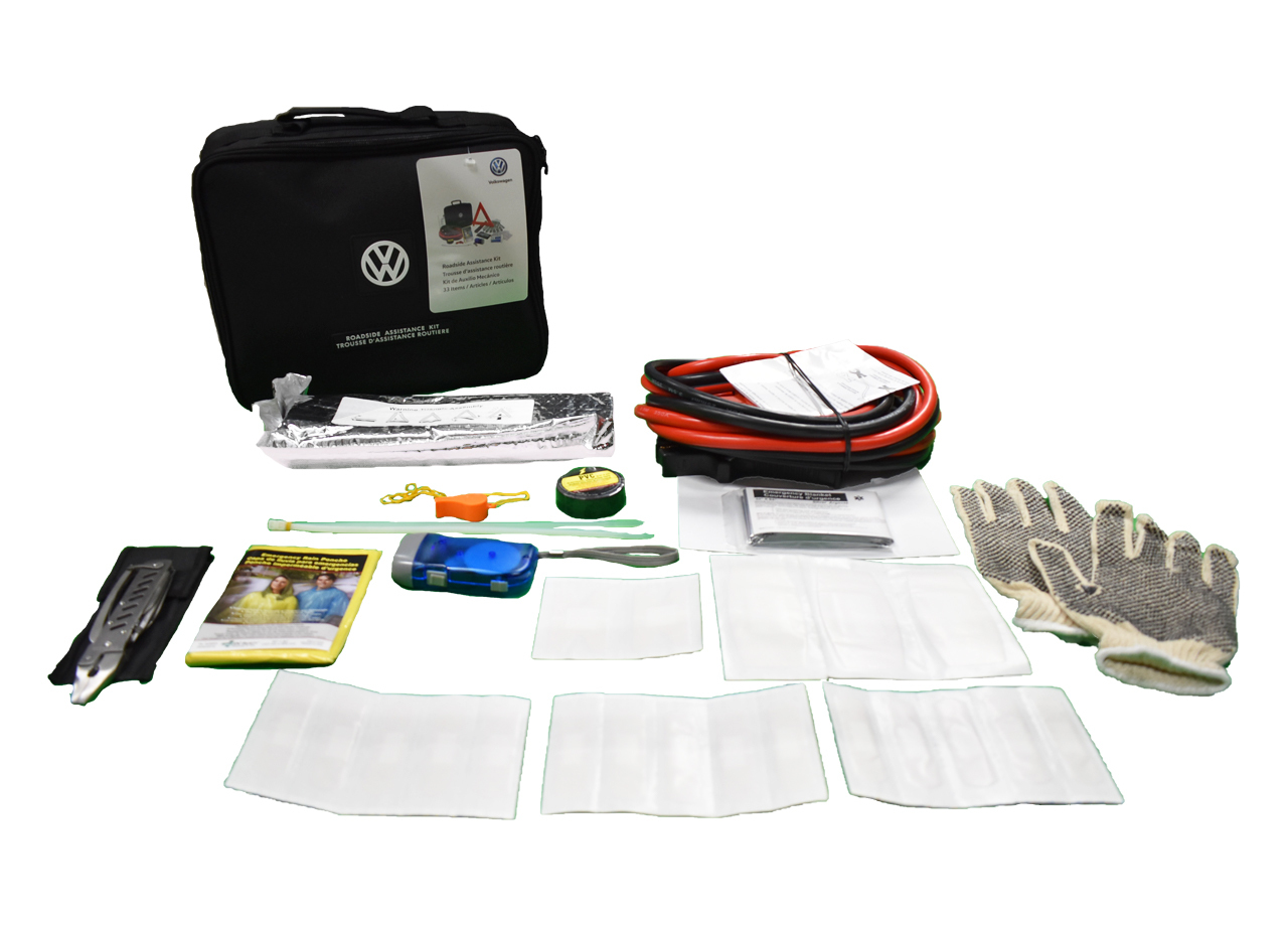 VW Roadside Emergency Kit