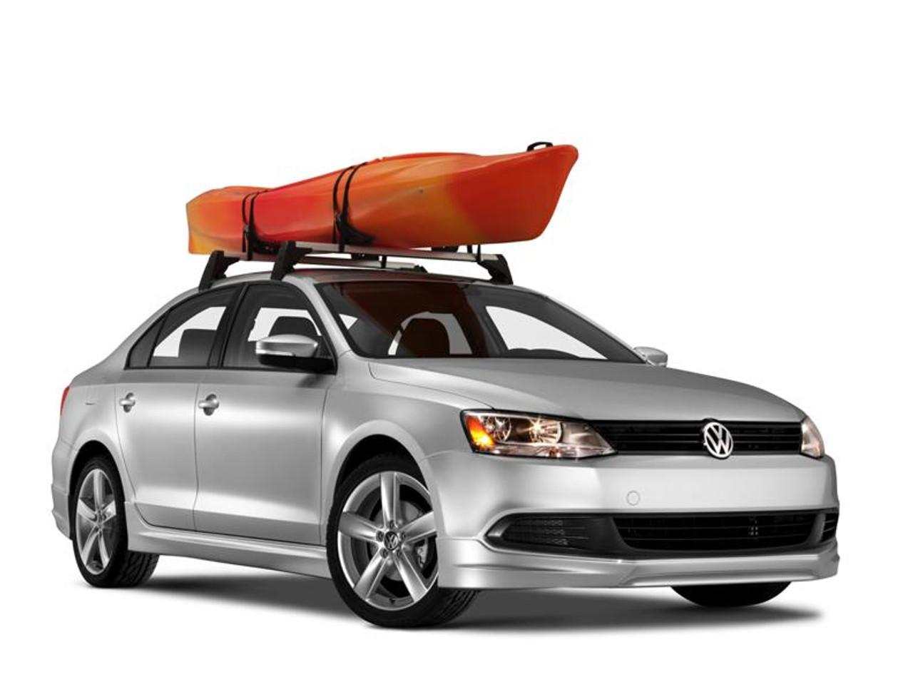 VW Jetta Roof Rack Bars