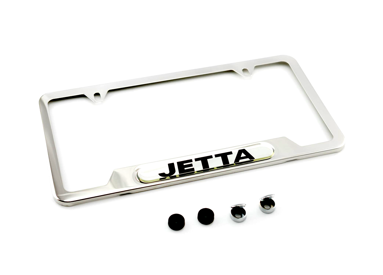 Vw Jetta License Plate Frame