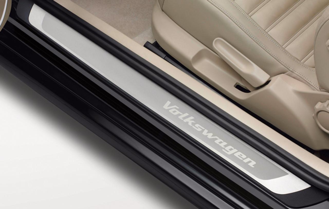 VW Beetle Door Sill Plates