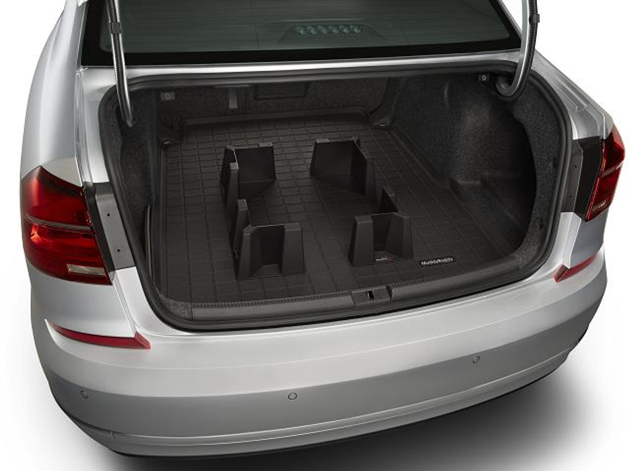 2018-2021 VW Tiguan Rubber Cargo Tray - Containment System Only