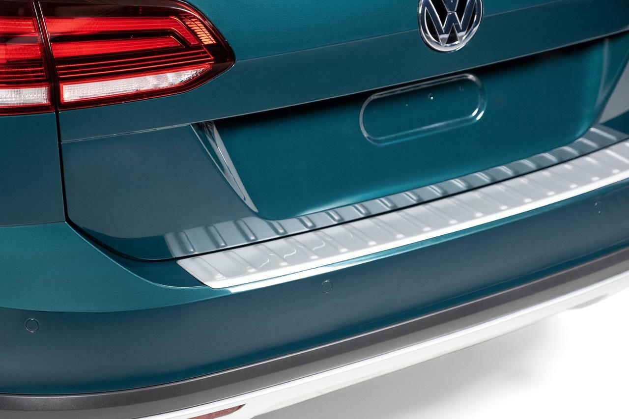 2018-2022 VW Tiguan Rear Bumper Protector