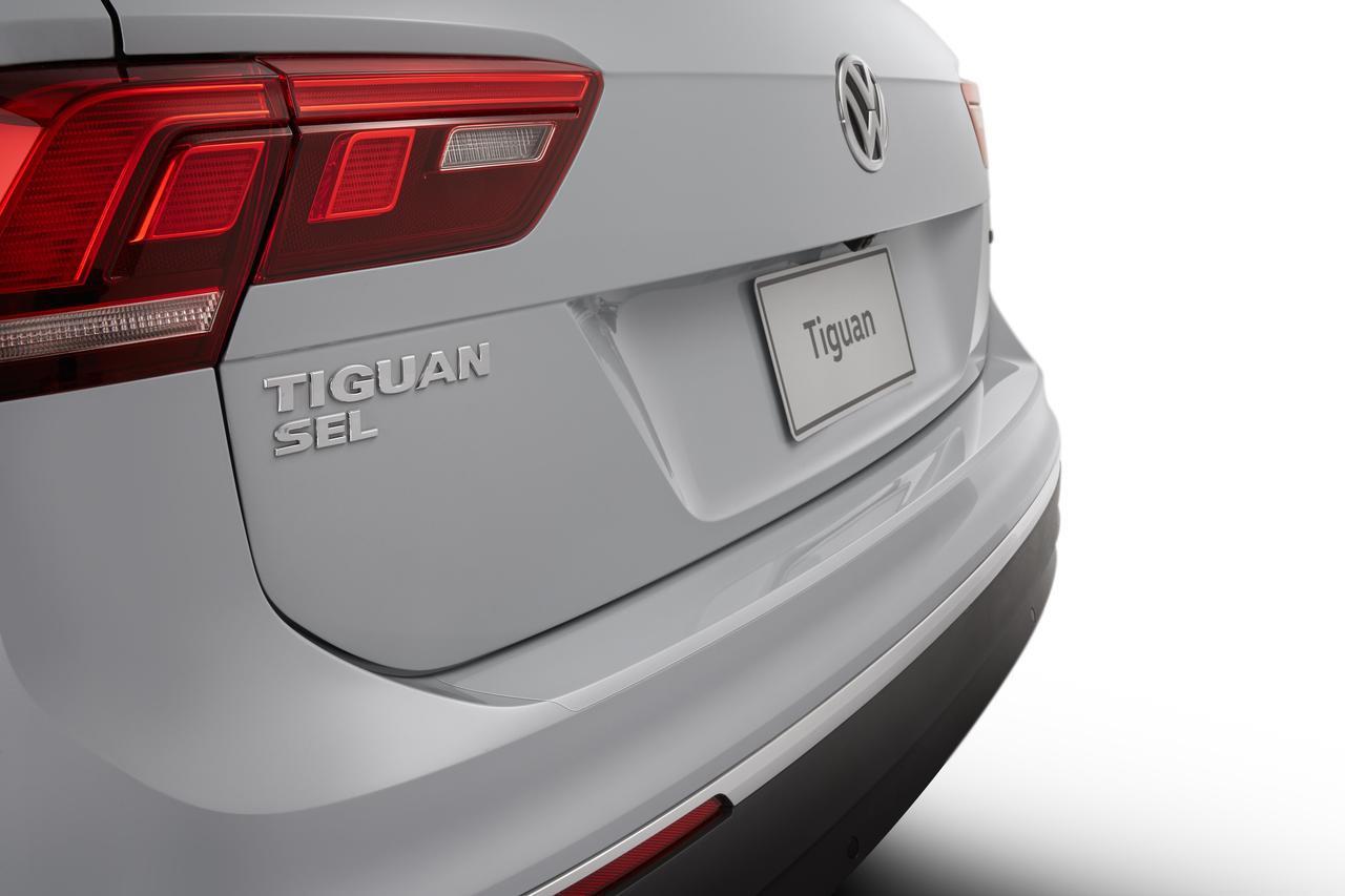 2018-2021 VW Tiguan Rear Bumper Protector Film - Free ...