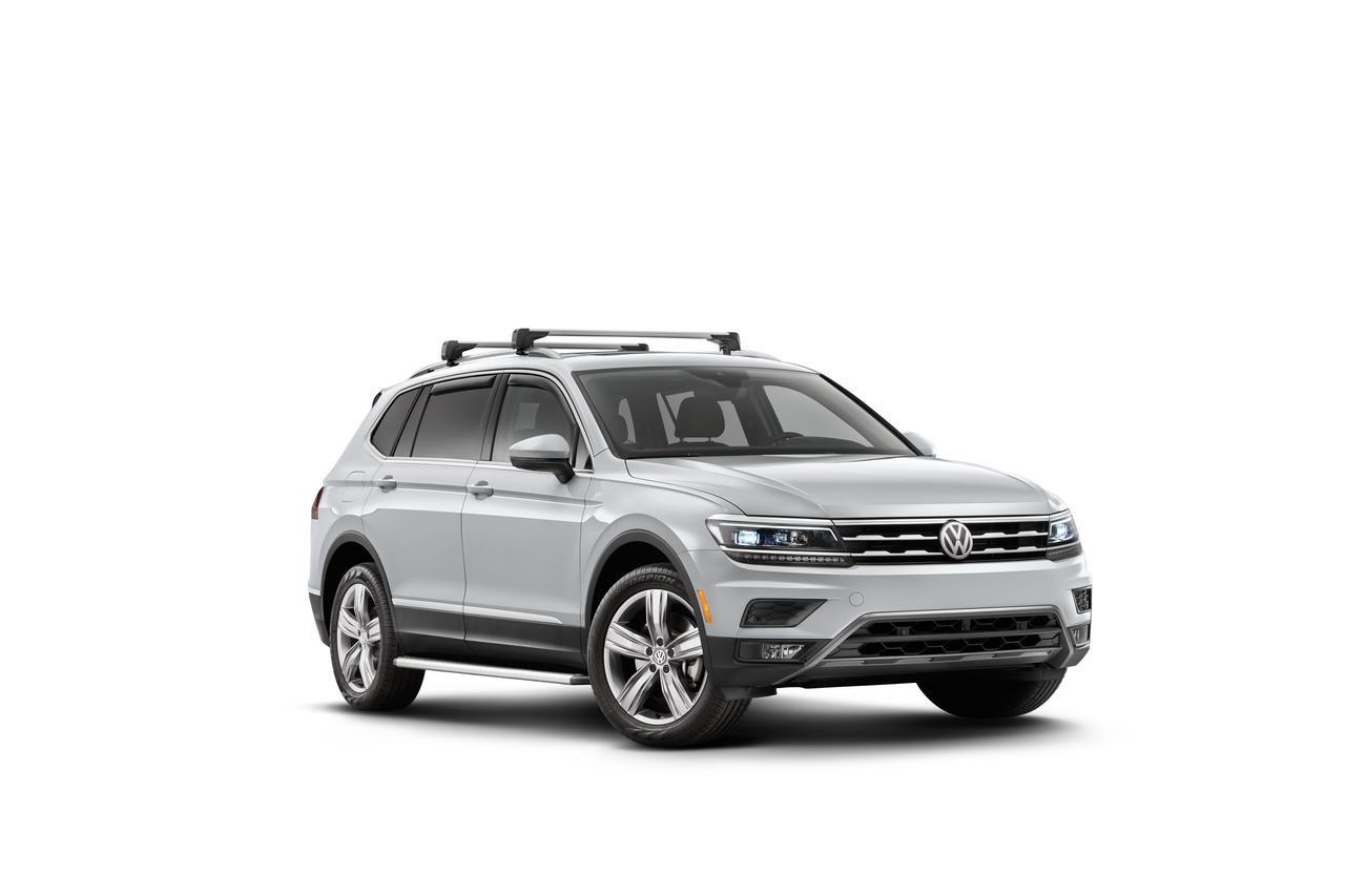 2018-2021 VW Tiguan Cross Bars