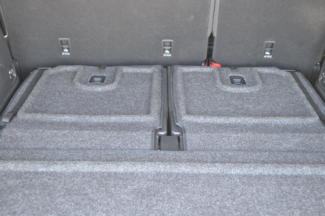 VW Atlas Extended Seat Back Cover, 2018-2019