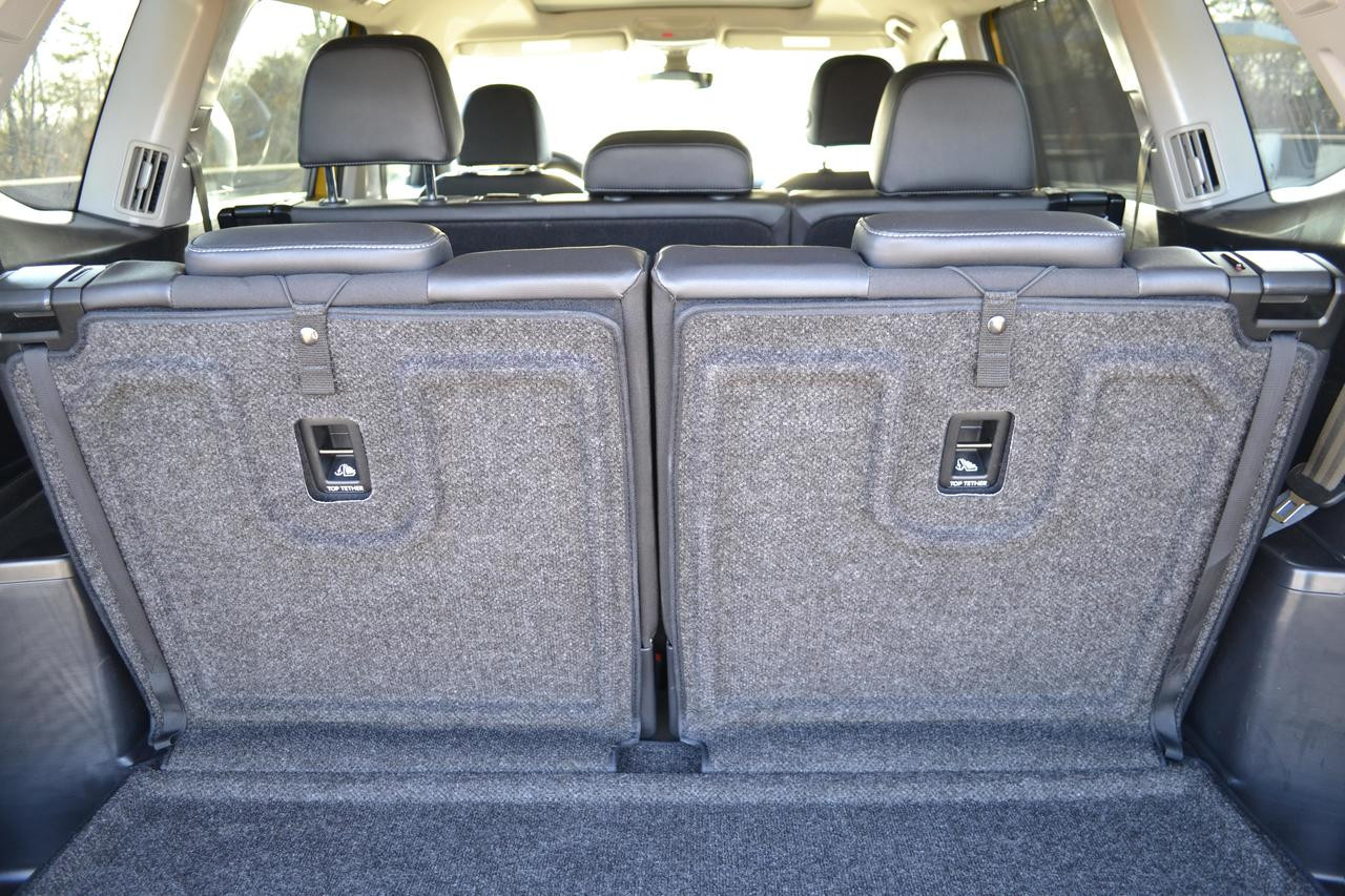 2018-2019  VW Atlas Extended Seat Back Cover