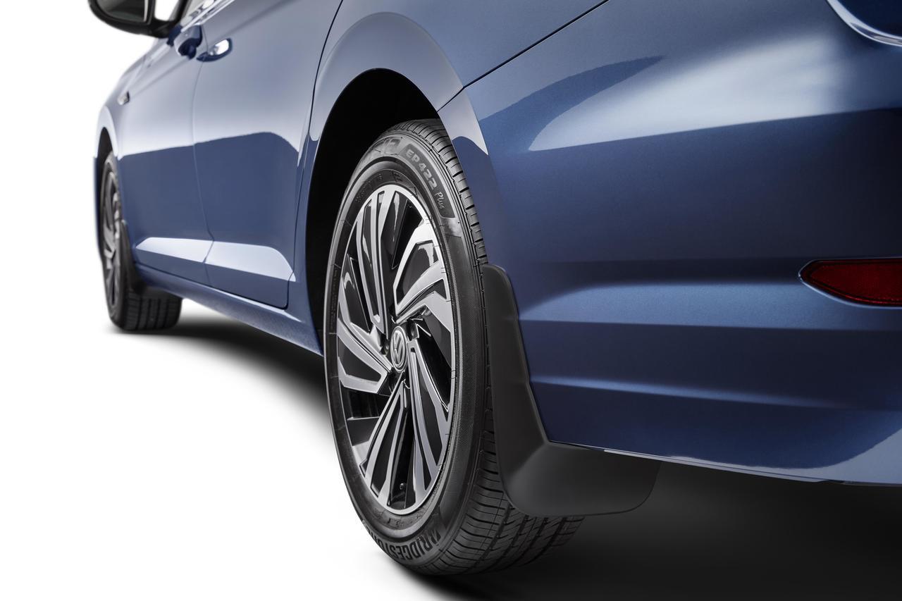 2019-2021 VW Jetta Mud Guards - Rear Pair