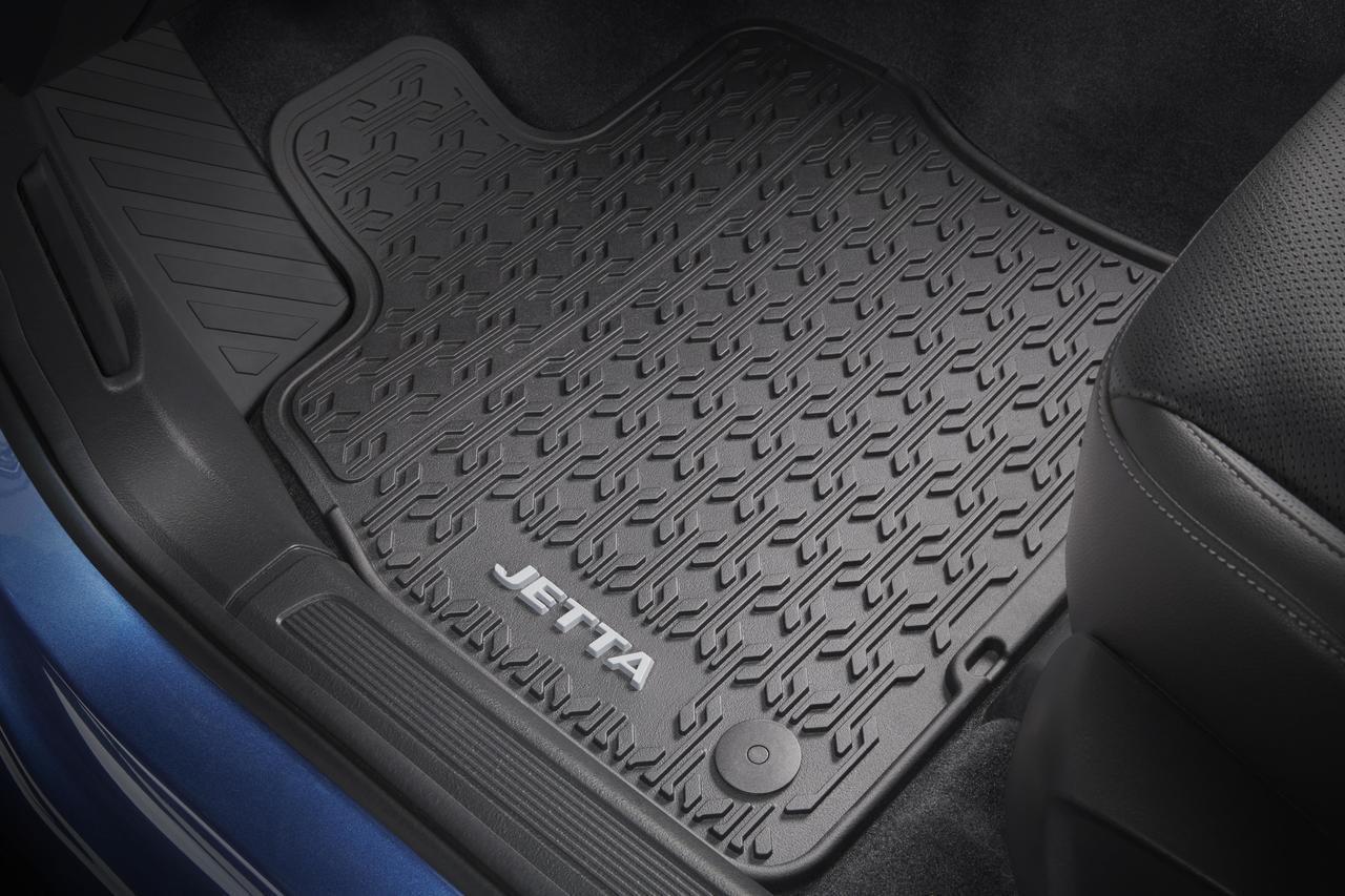 2019-2021 VW Jetta Rubber Floor Mats