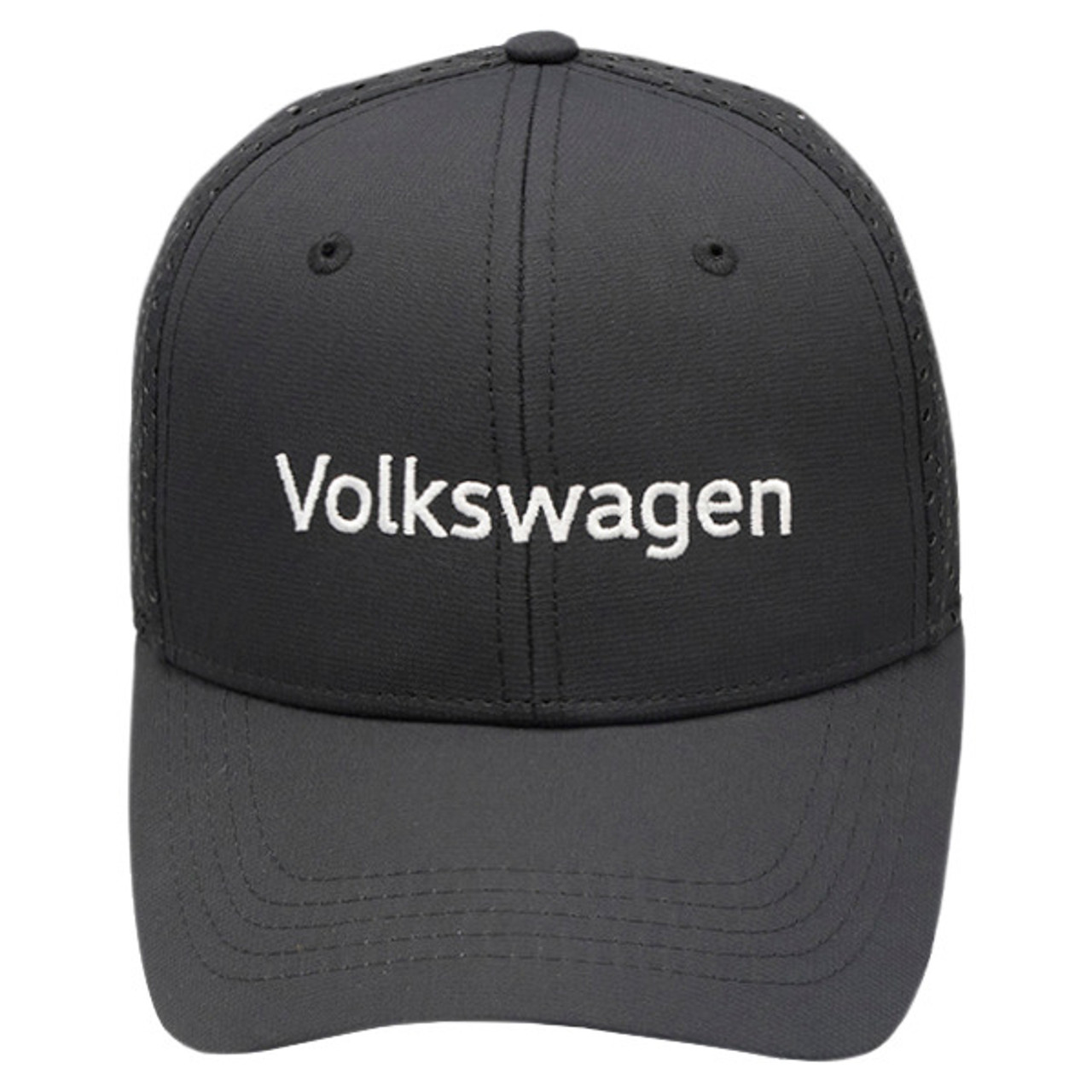 Black VW Hat - Front