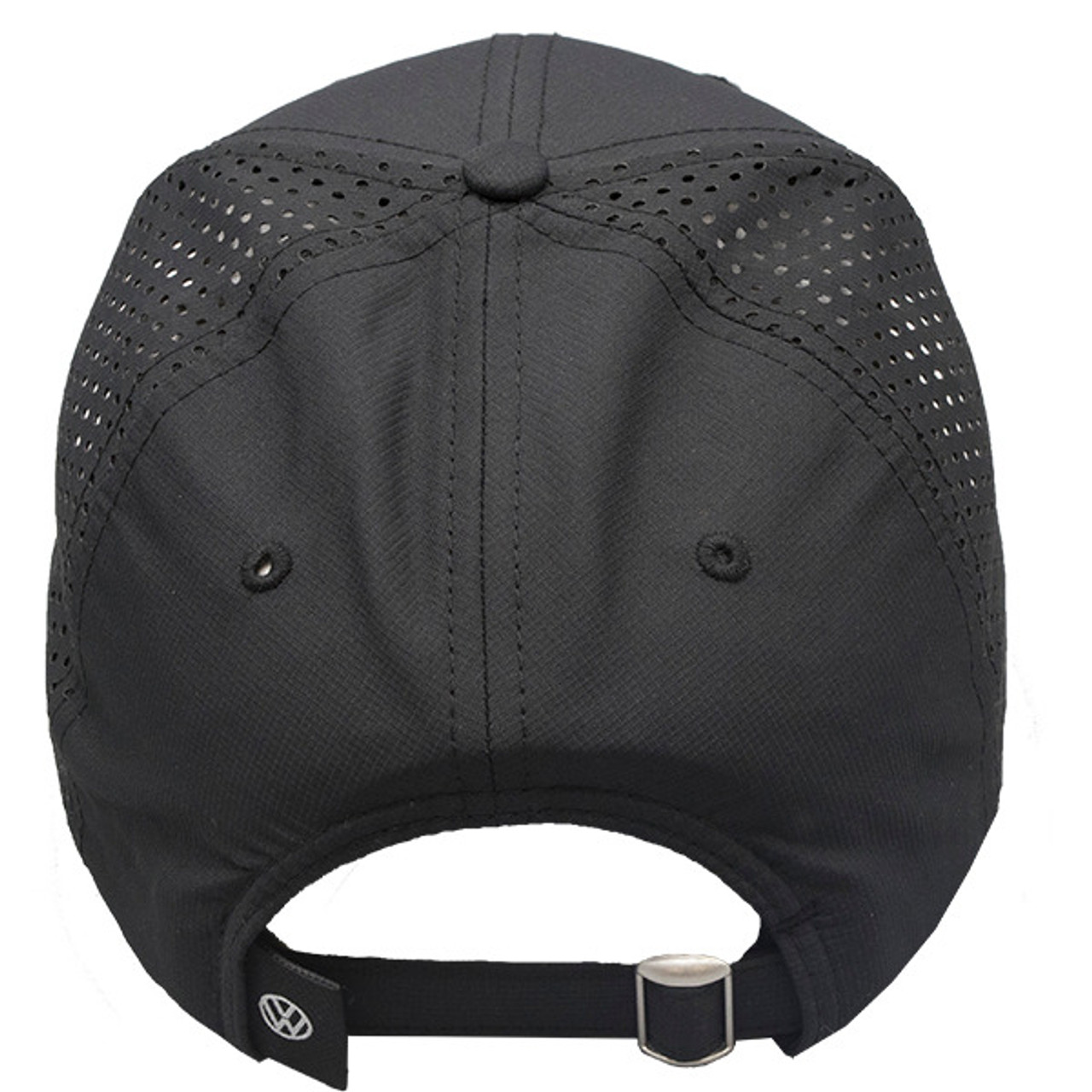 Black VW Hat - Back
