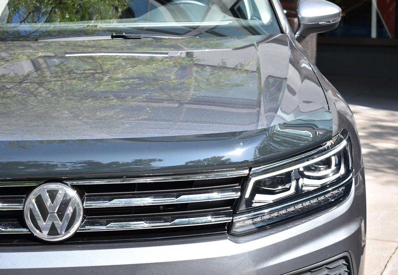 2018 2019 Vw Tiguan Bug Deflector Free Shipping Vw