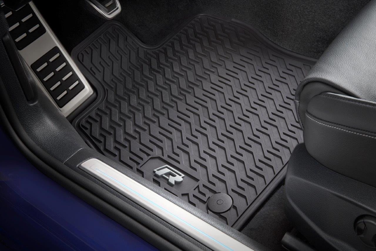 Custom Carpet Car Mats to fit Volkswagen E-Golf 2014-present