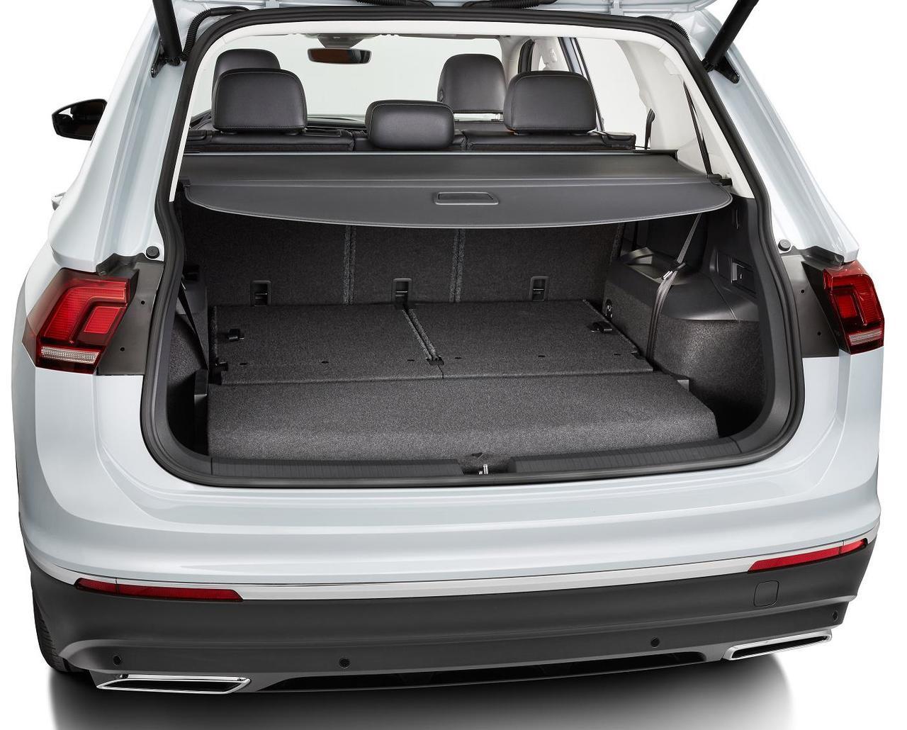 2018-2020  Volkswagen Tiguan Cargo Cover