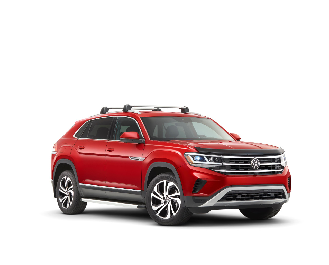 Cargo Management US roof bar for VW Volkswagen Atlas Cross Sport ...