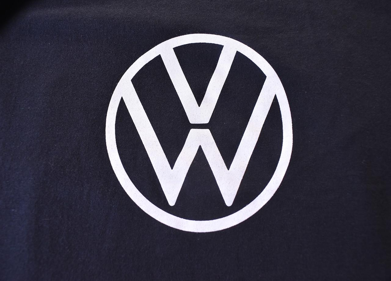 VW Everyday T-shirt- Black