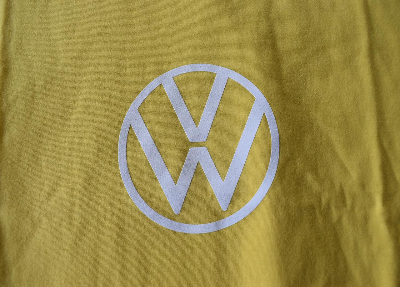 VW Everyday T-shirt- Yellow