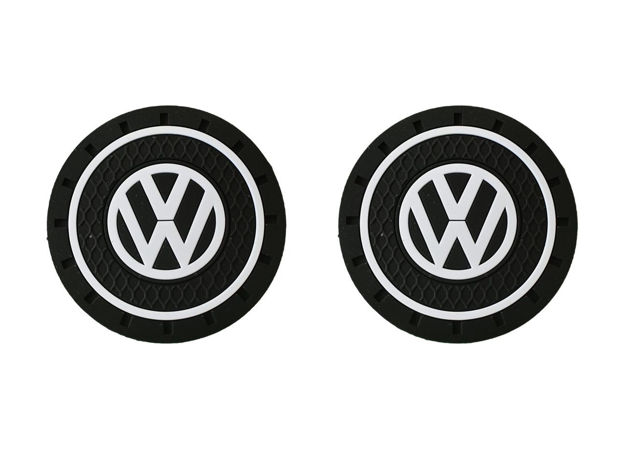 VW Rubber Car Coasters
