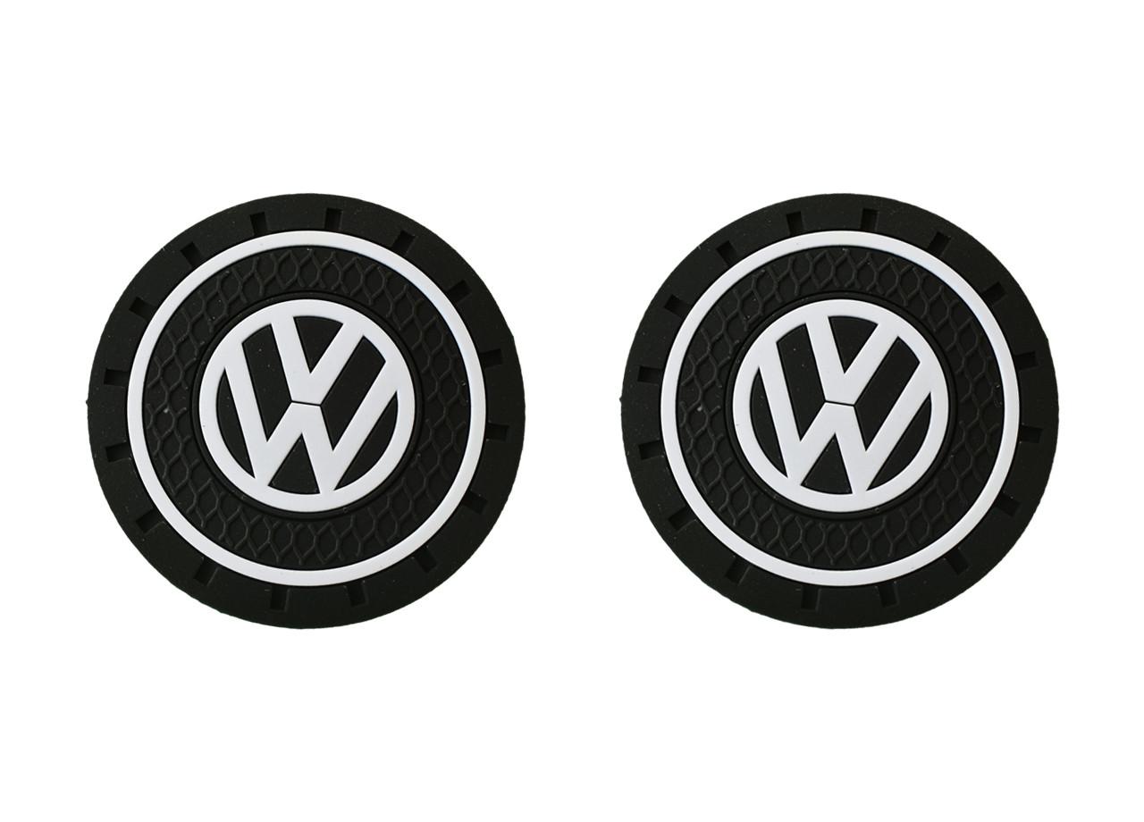 VW Rubber Car Coasters (Z081)