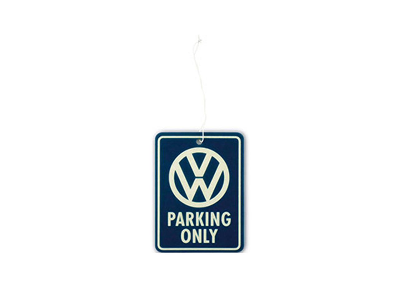 Volkswagen Air Freshener - Parking Only
